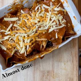 Easy Gluten-Free Enchiladas Recipe