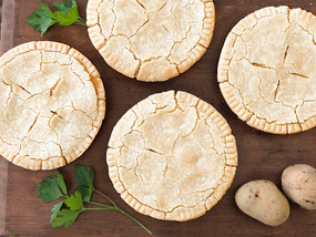 New Savory Pie Line