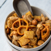 Kylie's Diagnosis Story & Gluten-Free Chex Mix