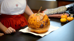 Gluten Free Stuffed Pumpkin
