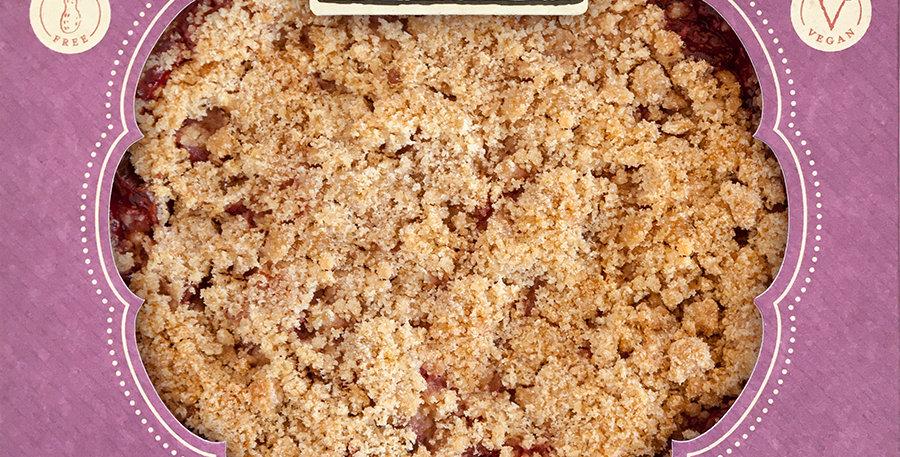 Bakery Berry Peach Pie