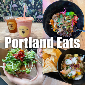 Guide to Gluten-Free Eating in Portland