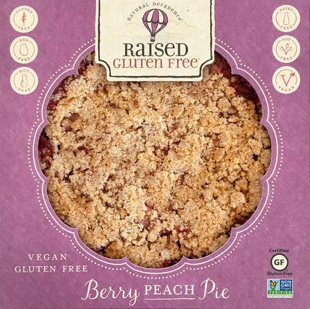Berry Peach Pie