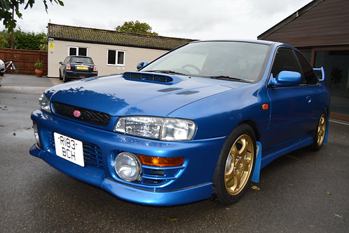 1998 Subaru Impreza STI Type R