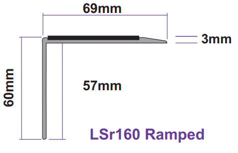 LSr160 Ramped