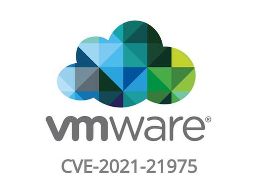 CVE-2021-21975 - VMware vRealize Operations Manager  SSRF: Lo que necesitas saber