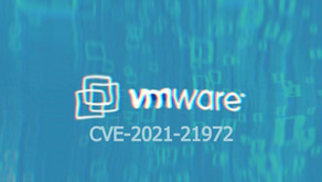 CVE-2021-21972 - vCenter Server RCE: Lo que necesitas saber