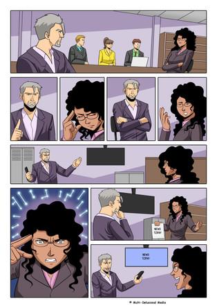 Bernice Rathe Comics
