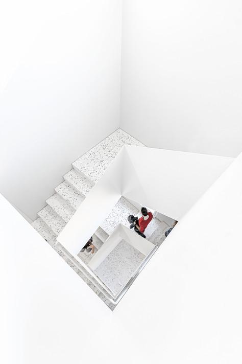 EMAV Can Batlló-Stairs