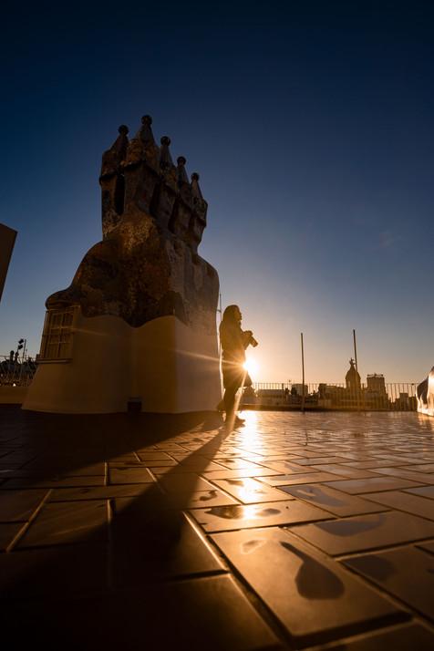 Sunrise - Casa Batlló