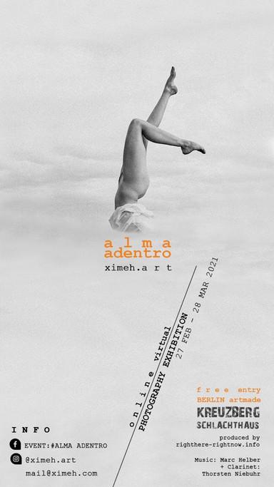 Alma Adentro Virtual Online Exhibition
