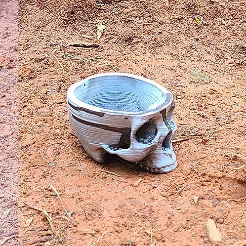 Skull Planter Mini - 4