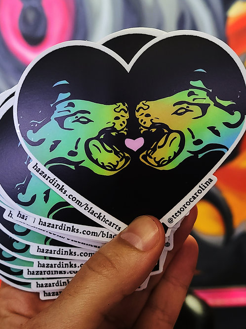 Tesoro - Black Heart