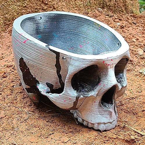 Skull Planter -2