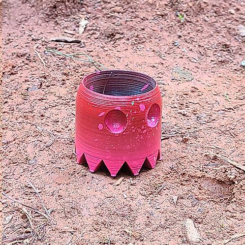 Pacman Ghost Mini Planter - 5