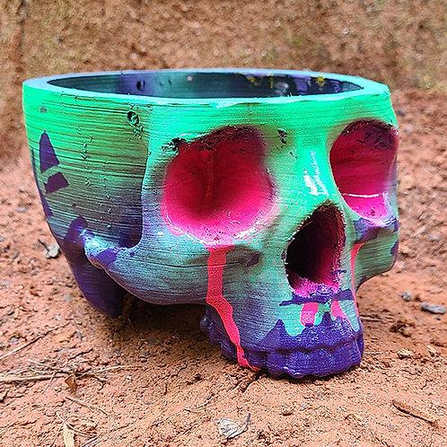 Skull Planter - 1