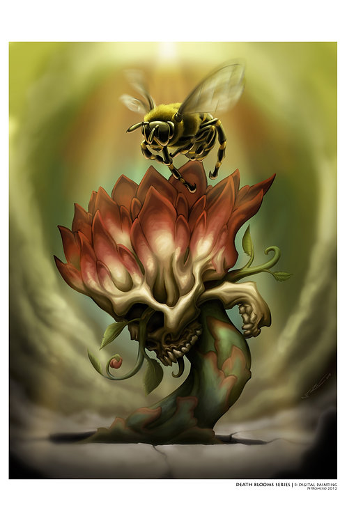 Death Blooms Series I