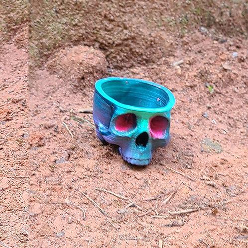 Skull Planter Mini - 1