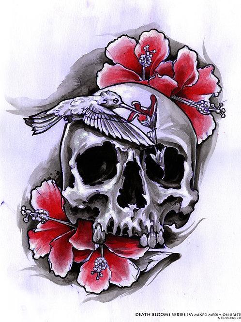 Death Blooms Series IV