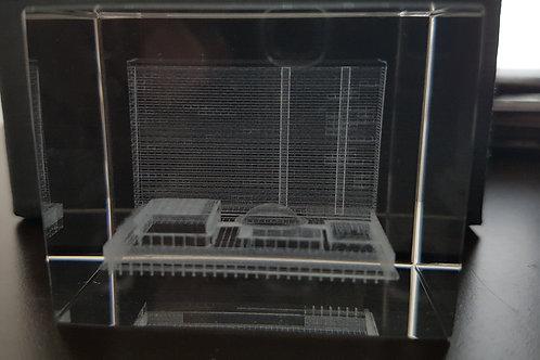 Cristal 3D - Edifício Conjunto Nacional