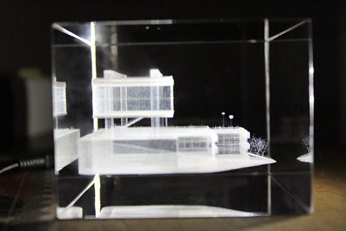 Cristal 3D - MASP