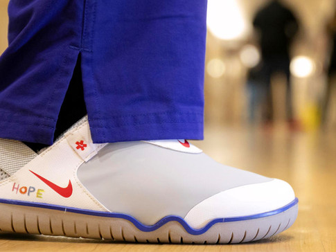 Nike Donates 35,000 Pairs of Shoes To Healthcare Workers