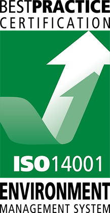 ISO 14001 Sticker - Pack of 10