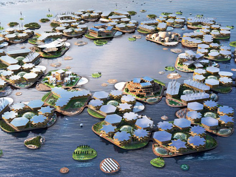 United Nations Supports Plan for new Floating, Self-Sustainable City
