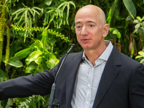 Amazon CEO Jeff Bezos Pledges $10 Billion For Climate Initiatives
