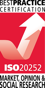 Best Practice ISO 20252 Logo