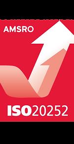 Best Practice AMSRO ISO 20252 Logo