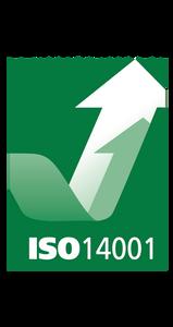 ISO 14001 Envrionmental Logo