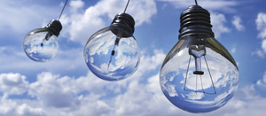 Lightbulbs - Energy consumption affects the environment