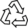 Recycling ISO 14001 Icon