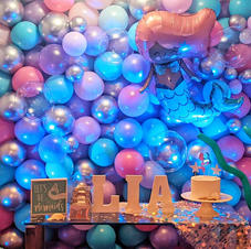 Balloon Walls