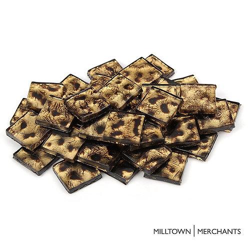 Leopard Crystal Impression Tile 20mm