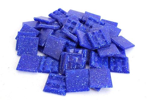 Dark Blue Mosaic Tile - 3/4 Inch