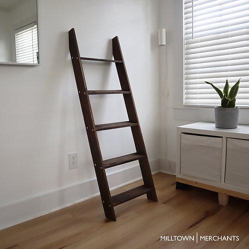 Milltown Merchants Blanket Ladder - Brown