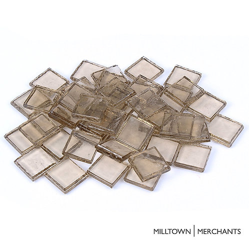Cappuccino Transparent Tile 22mm