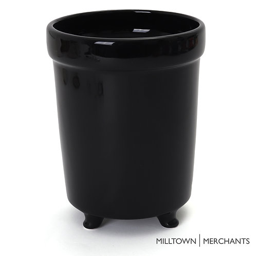 Classic Utensil Holder - Black