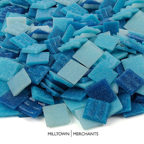 Light Blue Venetian Blend 20mm