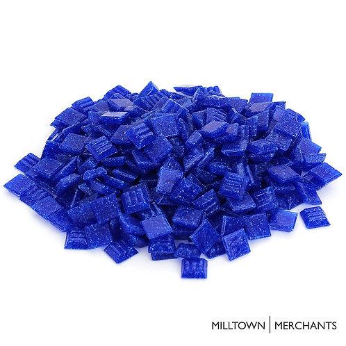 Blue Mosaic Tile - 4/10 Inch