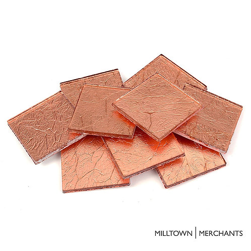 Copper Foil Tile 48mm