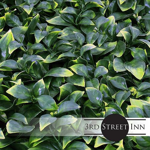Gardenia Artificial Greenery Panels Front View