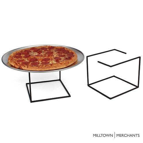 Metal Pizza Stand