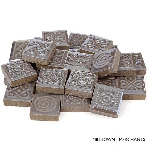 Gray Ceramic Tile 15mm