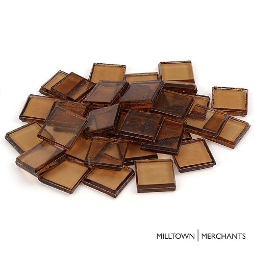 Caramel Transparent Tile 22mm