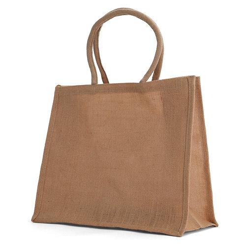 X - Large Burlap Tote Bag