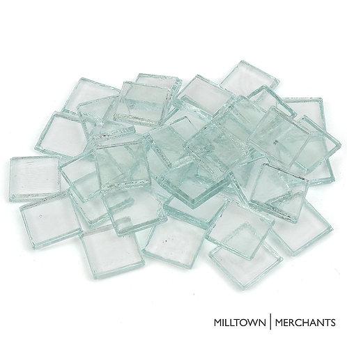 Clear Transparent Tile 22mm