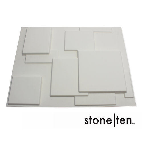 Cubic 3D Wall Panels